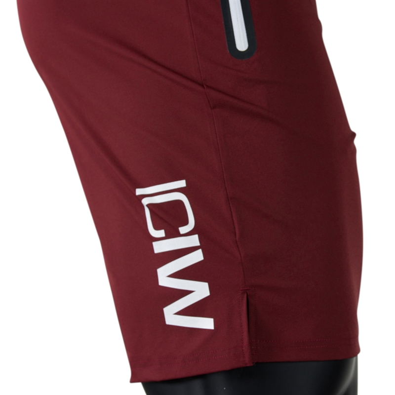 Burgundy-Perform-Shorts-close-5