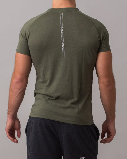 Army-Green-Split-Print-t-shirt-3