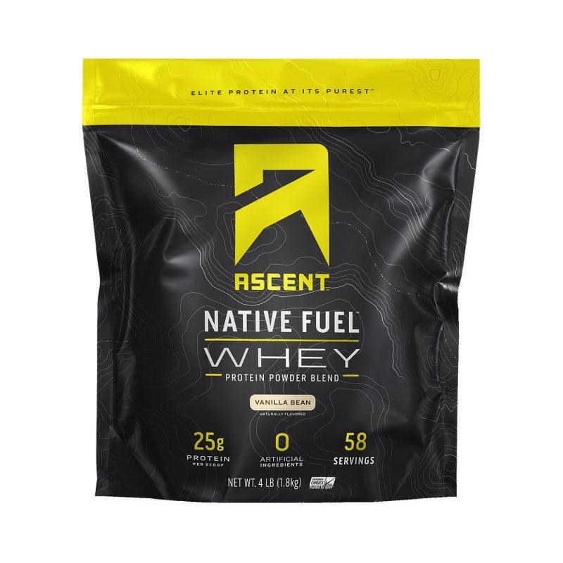 ascent protein vanilla